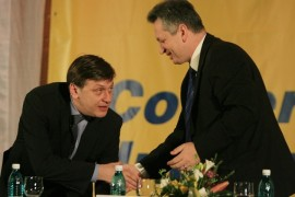 Fenechiu si Antonescu