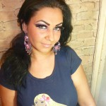 amira make-up 23 august foto machiaj 1