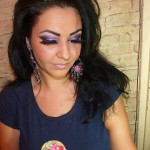 amira make-up 23 august foto machiaj 3