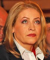 """Cristina Nichita şi-a măsurat rivalii şi a decretat: """"Nu corespundeţi!"""""""