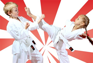 Sport și sănătate / Cu karate învățăm și carte!