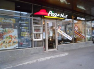 Pizza scade, prețurile rămân