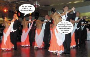 Bal cu dansuri din buric