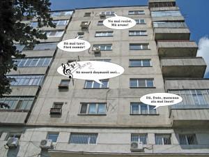 Ghid de supraviețuire urbană. Episodul 3: Vecinii