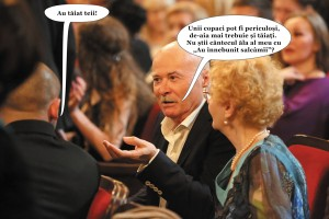 Gala premiilor UNITER 2013 • A dat cu plus