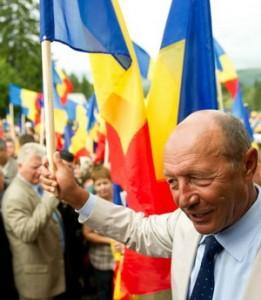 Traian_Basescu_steaguri