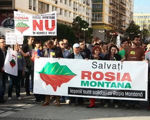protest_Iasi_Rosia_Montana