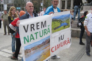 protest_Iasi_Rosia_Montana_2