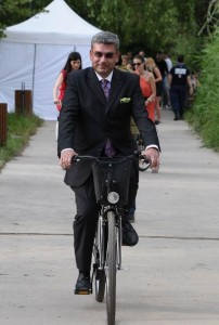 Baconschi bicicleta