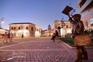 Reamenajarea centrului istoric a însemnat la Craiova o investiţie de 76 milioane lei